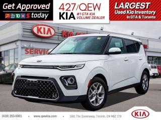 Used 2020 Kia Soul EX for sale in Etobicoke, ON