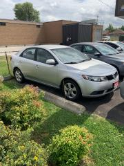Used 2010 Kia Forte for sale in Brampton, ON