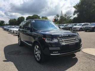 Used 2015 Land Rover Range Rover SC Autobiography for sale in London, ON