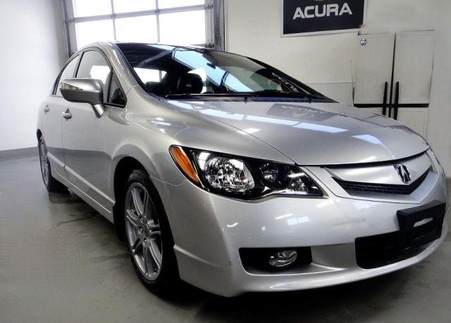 2011 Acura CSX Tech Pkg,LEATHER,ROOF,NAVI