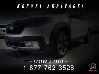 Used 2017 Honda Ridgeline TOURING + 4X4 + NAVI + CUIR + WOW! for sale in St-Basile-le-Grand, QC