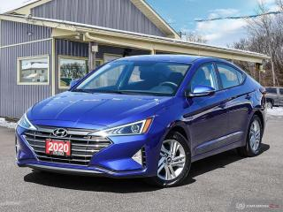 Used 2020 Hyundai Elantra Preferred,LOW KMS,R/V CAM,BCW,HEATED SEATS+S/WHEEL for sale in Orillia, ON