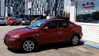 Used 2008 Mazda MAZDA3 GS for sale in Oshawa, ON