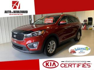 Used 2016 Kia Sorento LX AWD TOUT EQUIPE GARANTIE 2021 for sale in Notre-Dame-des-Pins, QC