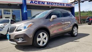 Used 2015 Buick Encore AWD- LIKE NEW, MINT CONDITON for sale in Hamilton, ON