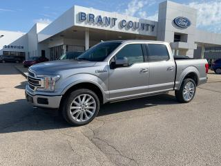 New 2020 Ford F-150 Limited  for sale in Brantford, ON
