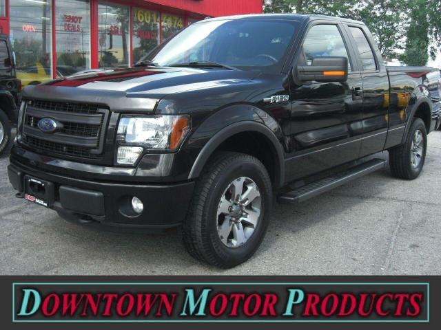 2013 Ford F-150 FX4 4WD Extended