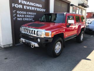 Used 2007 Hummer H3 SUV for sale in Abbotsford, BC