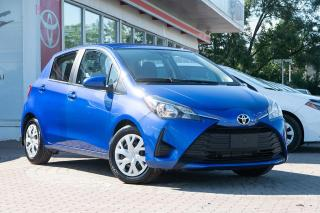 Used 2018 Toyota Yaris Hatchback LE COMME NEUF! for sale in Pointe-Claire, QC
