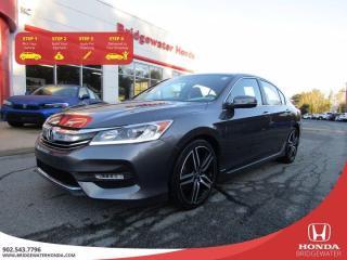Used 2017 Honda Accord Sedan Sport for sale in Bridgewater, NS