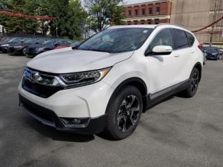 Used 2019 Honda CR-V Touring W/LEATHER & NAV for sale in Halifax, NS