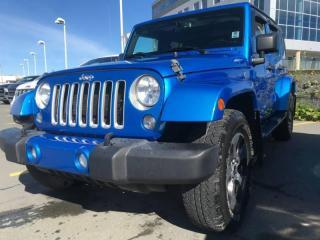 Used 2016 Jeep Wrangler Sahara for sale in Halifax, NS