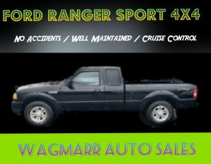 Used 2010 Ford Ranger SPORT for sale in Kingston, ON