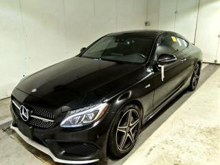 Used 2017 Mercedes-Benz C-Class AMG C 43 for sale in Scarborough, ON