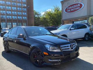 Used 2012 Mercedes-Benz C-Class C 300 for sale in Scarborough, ON