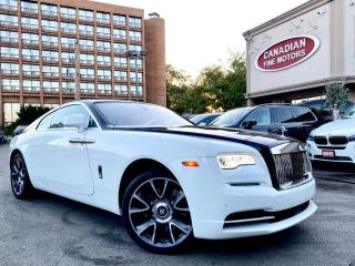 Used 2017 Rolls Royce Wraith STARLIGHT | BESPOKE AUD| CPO+ FREE MAINT TILL 2022 for sale in Scarborough, ON