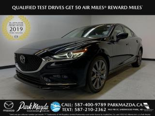 New 2020 Mazda MAZDA6 GT for sale in Sherwood Park, AB