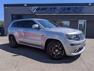 Used 2014 Jeep Grand Cherokee SRT8 for sale in Calgary, AB