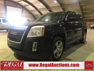 Used 2012 GMC Terrain SLT 4D Utility AWD for sale in Calgary, AB