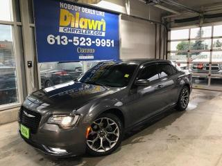 Used 2016 Chrysler 300 S for sale in Nepean, ON