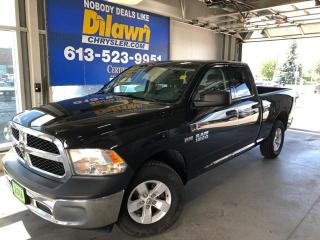 Used 2016 RAM 1500 SXT Quad Cab - 5.7L Hemi V8 for sale in Nepean, ON