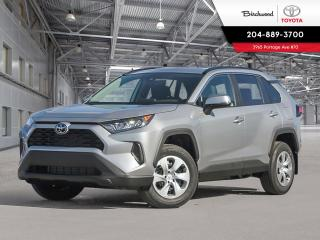 New 2020 Toyota RAV4 LE STD PKG W/CARGO LINER for sale in Winnipeg, MB