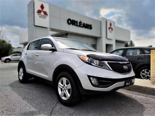 Used 2014 Kia Sportage LX for sale in Orléans, ON