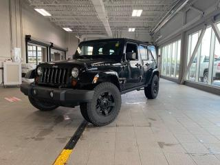 Used 2012 Jeep Wrangler Unlimited Rubicon for sale in Ottawa, ON