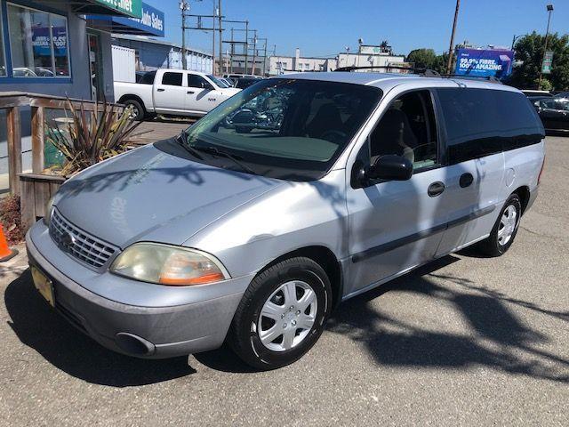 2002 Ford Windstar LX Utility