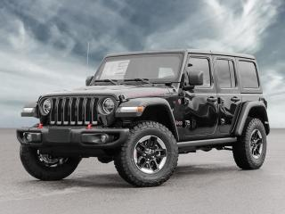 New 2020 Jeep Wrangler for sale in Milton, ON