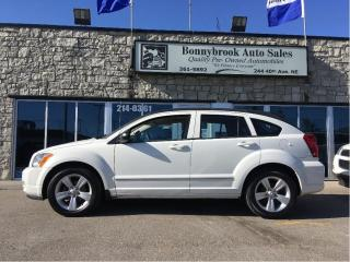 Used 2010 Dodge Caliber SXT for sale in Calgary, AB