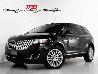 Used 2011 Lincoln MKX I NAVI I CAM I PANO I LOCAL VEHICLE for sale in Vaughan, ON