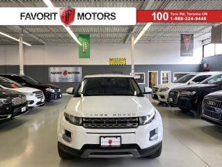 Used 2015 Land Rover Evoque Pure *CERTIFIED!*|NAV|MERIDIAN|LEATHER|HEATED SEAT for sale in North York, ON