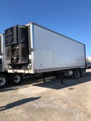 Used 2006 MANAC B- train Reefer w tail gate 30 FT Trailer w tail gate for sale in Mississauga, ON