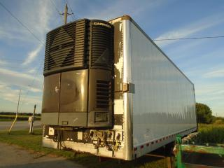 Used 2006 MANAC Reefer w tail gate 30 FT Trailer for sale in Mississauga, ON