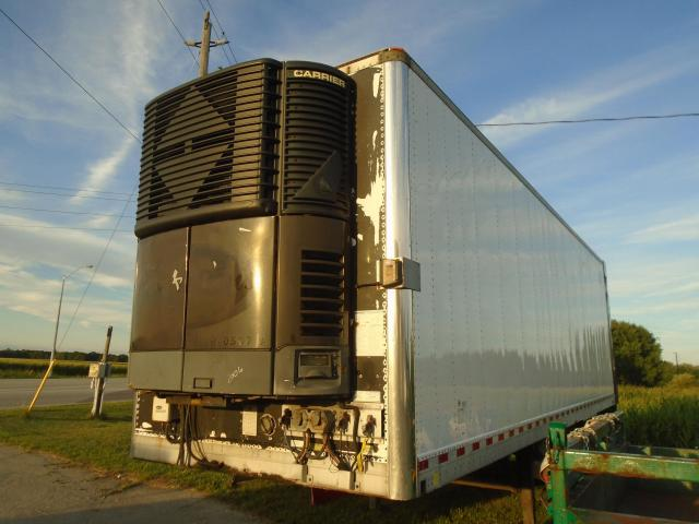 2006 MANAC Reefer w tail gate 30 FT Trailer