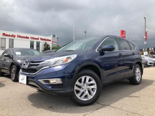Used 2016 Honda CR-V EX for sale in Mississauga, ON