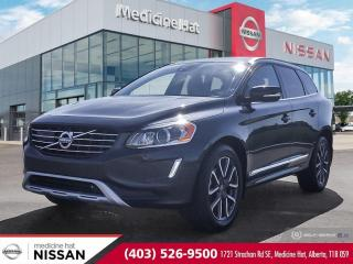 Used 2017 Volvo XC60 T5 Special Edition Premier for sale in Medicine Hat, AB