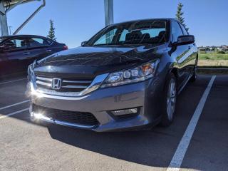 Used 2014 Honda Accord Sedan Touring for sale in Medicine Hat, AB