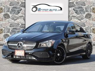 Used 2017 Mercedes-Benz CLA-Class CLA 250 4MATIC for sale in Etobicoke, ON