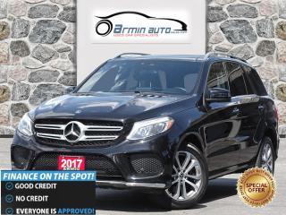 Used 2017 Mercedes-Benz GLE-Class GLE 400 4MATIC | NAV | PANO | BLINDSPOT | LED | for sale in Etobicoke, ON