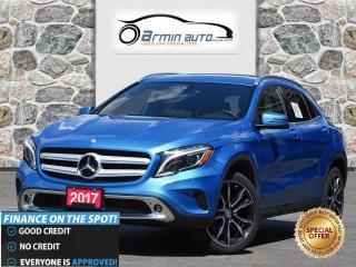 Used 2017 Mercedes-Benz GLA GLA 250 4MATIC | NAV | BLINDSPOT | MEMORY | LED | for sale in Etobicoke, ON