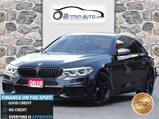 Used 2019 BMW 5 Series M550i xDrive | ENHANCED | DRIVER ASSIST | HUD | for sale in Etobicoke, ON