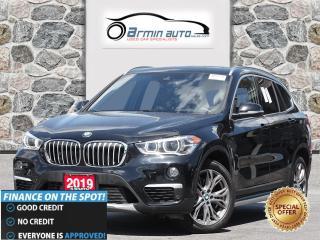 Used 2019 BMW X1 xDrive28i | INTELLIGENT SAFETY | BLIND | NAV | LED for sale in Etobicoke, ON