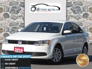 Used 2014 Volkswagen Jetta Sedan 4dr 2.0L Auto Trendline+ for sale in Etobicoke, ON
