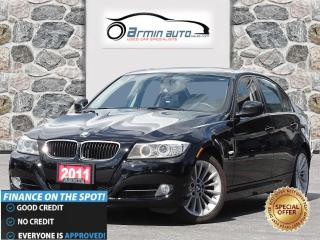 Used 2011 BMW 3 Series 328i xDrive | SUNROOF | HEATED STEERING | LED | for sale in Etobicoke, ON