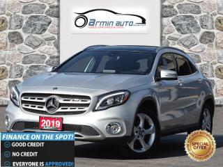 Used 2019 Mercedes-Benz GLA GLA 250 4MATIC   NAV   BLINDSPOT   PANO   LED   for sale in Etobicoke, ON