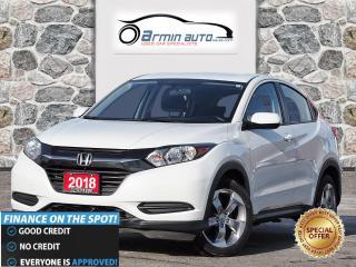 Used 2018 Honda HR-V LX AWD | CAMERA | HEATED SEATS | ALLOY WHEELS | for sale in Etobicoke, ON