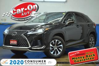 Used 2020 Lexus RX 350 AWD LEATHER SUNROOF REAR CAM HTD SEATS ADAPTIVE CR for sale in Ottawa, ON