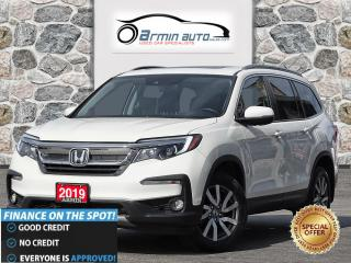 Used 2019 Honda Pilot EX-L Navi AWD | BLINDSPOT | FCW | HEATED 4 SEATS | for sale in Etobicoke, ON